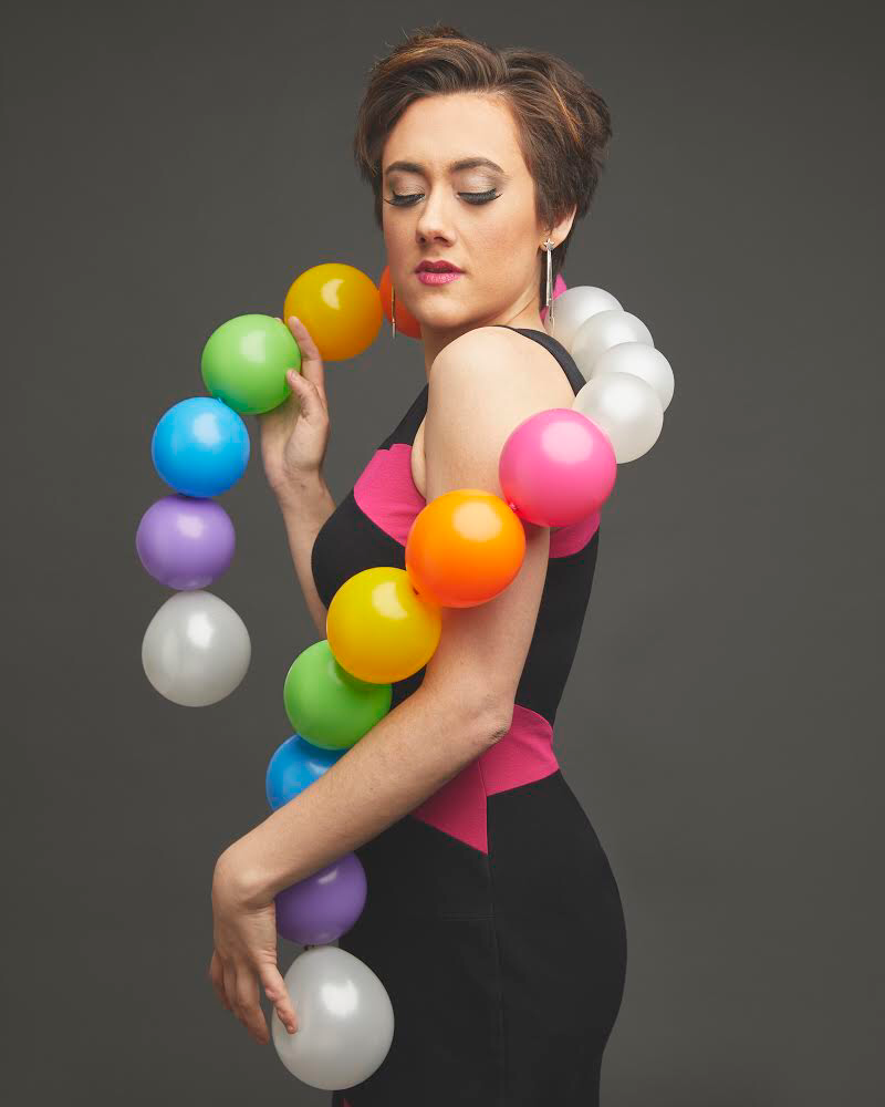 Elevate your big day - With balloon art by Atrina