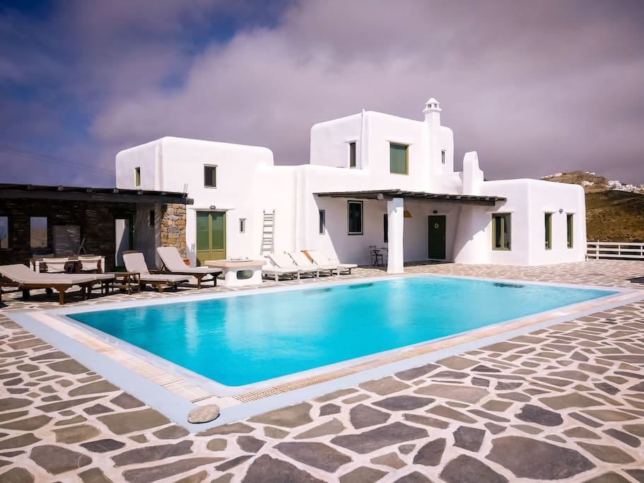 Villa Co-Working - Mykonos