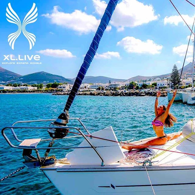 """"""""""" It takes a lifetime to discover Greece, but it only takes an instant to fall in love with her."""" - Henry Miller  Come aboard, and make that joyous discovery with us this year in our 7 day, 7 island vacatin experience """"Synergia 