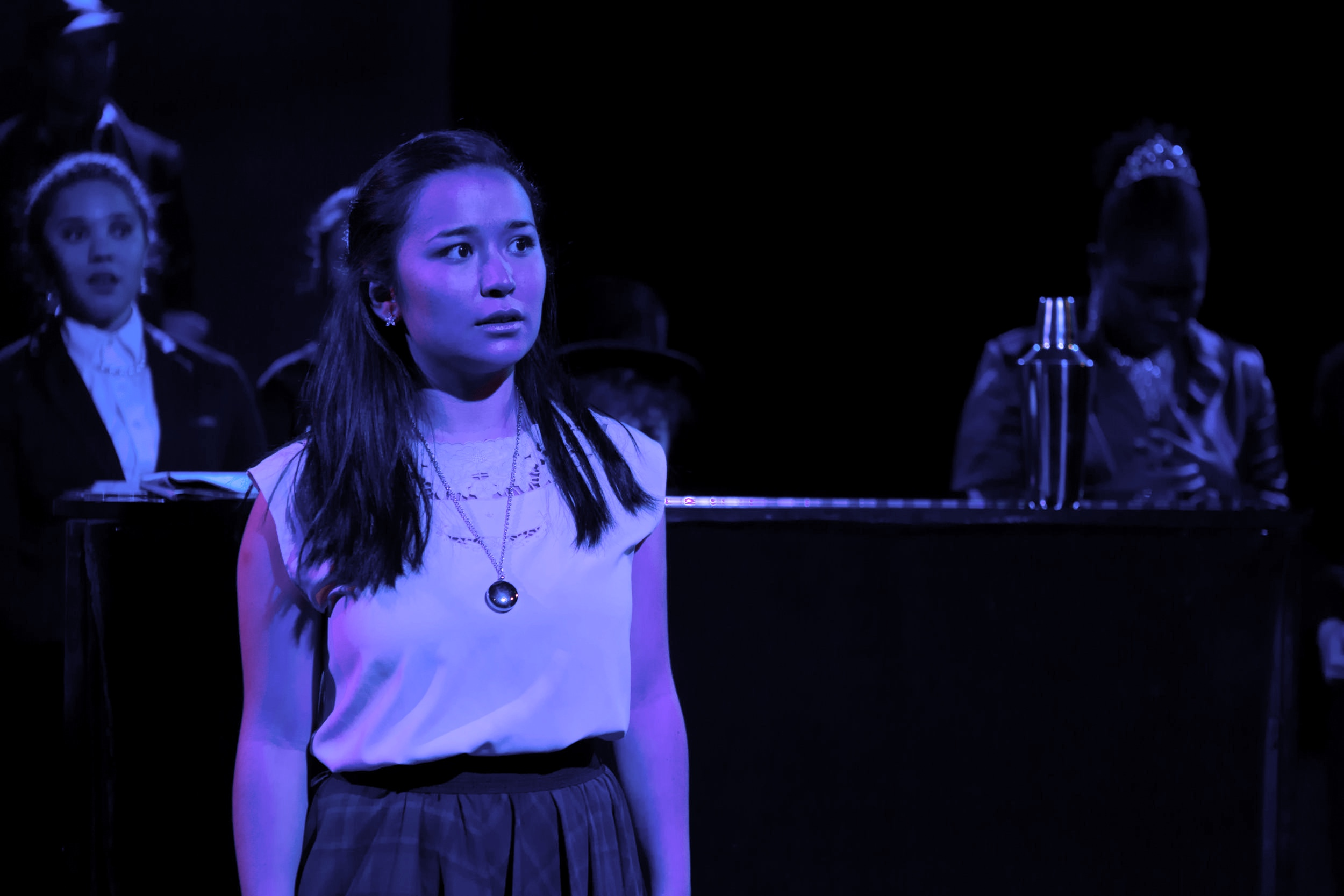 ALL'S WELL THAT ENDS WELL - by William Shakespeare, directed by Owen HorsleyA Shakespearian problem play about a girl's journey to win over the love of her life. (Stella Adler Studio of Acting)Helena, young, passionate, and fiercely smart.(Click here for stills.)