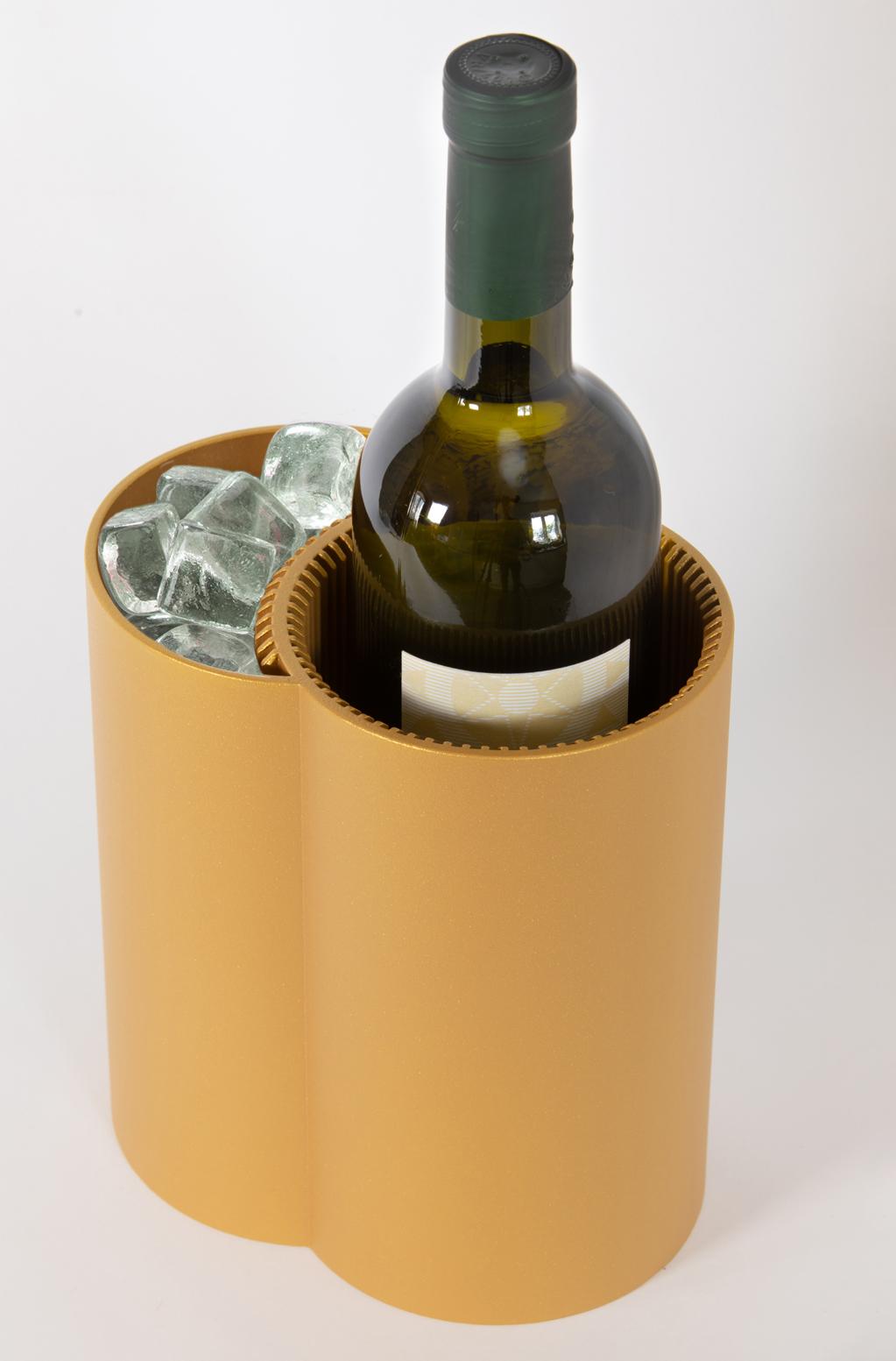gold anodised wine cooler 1.jpg