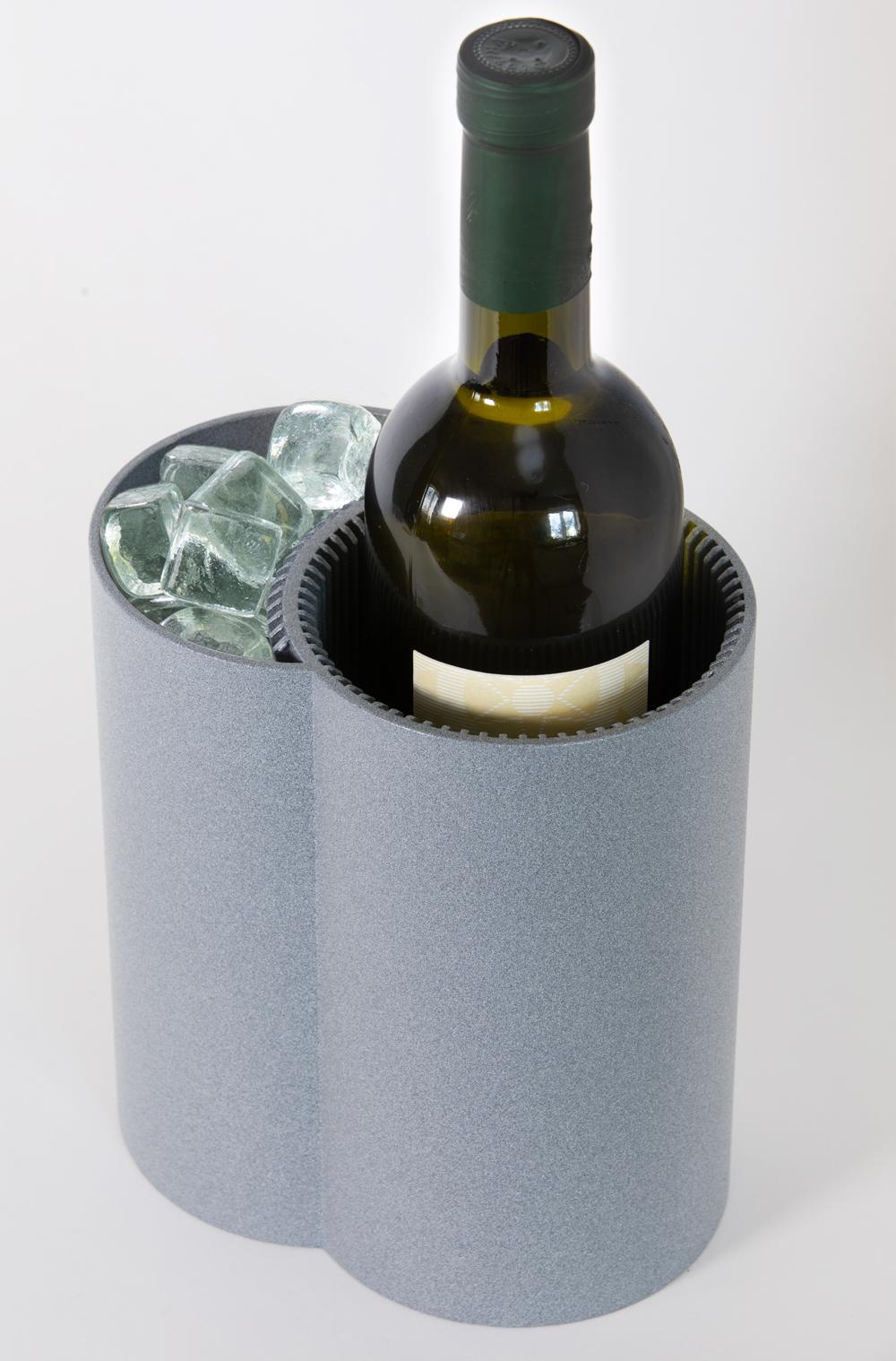 silver anodised wine cooler 1.jpg