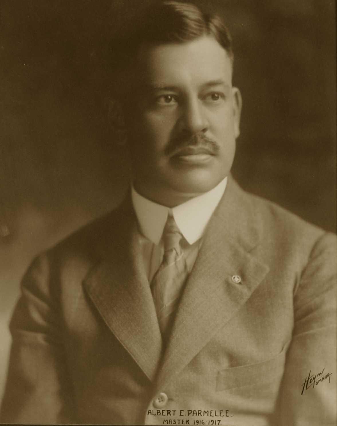 Albert Parmelee, 1916-1917