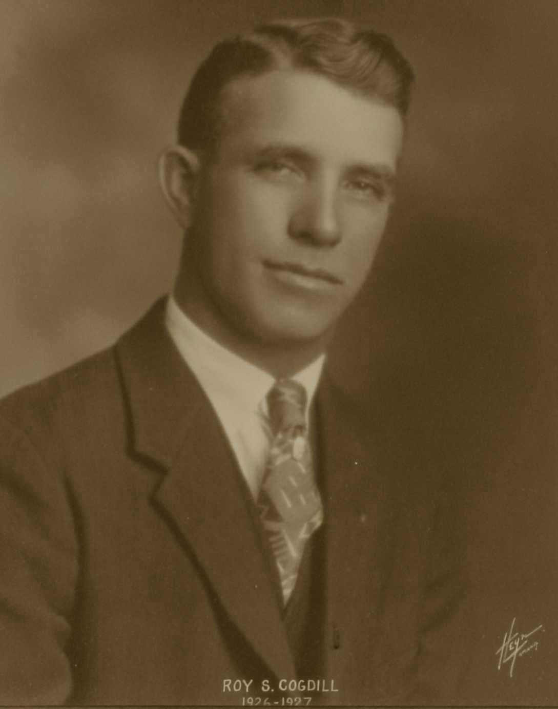 Roy Cogdill, 1926-1927