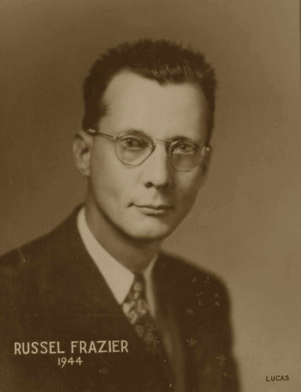 Russel Frazier, 1944