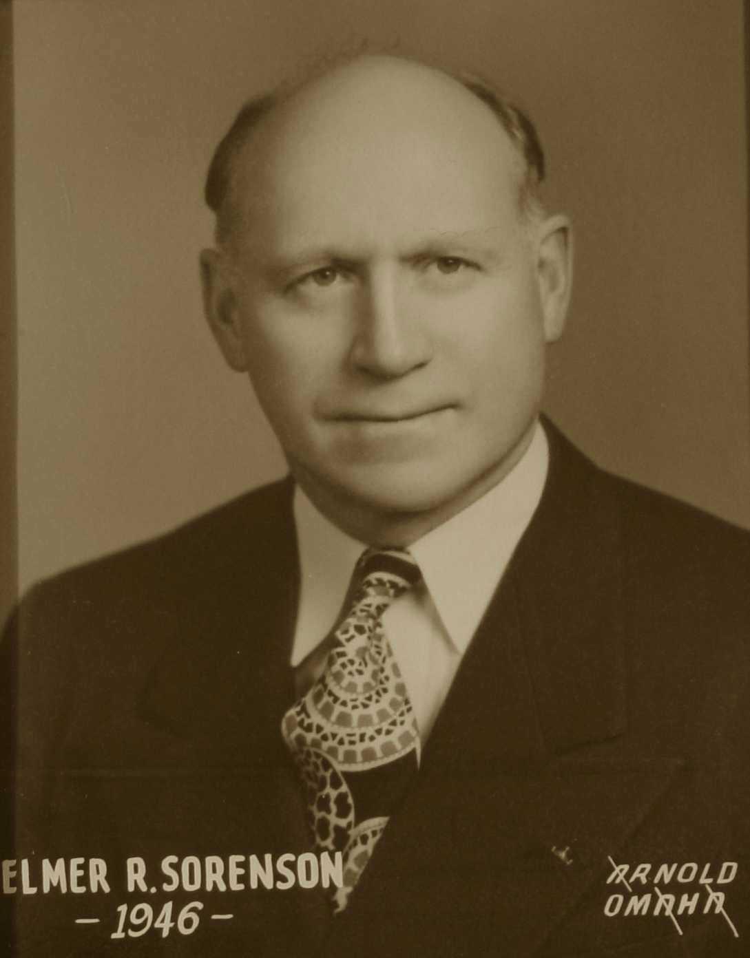 Elmer R. Sorenson, 1946