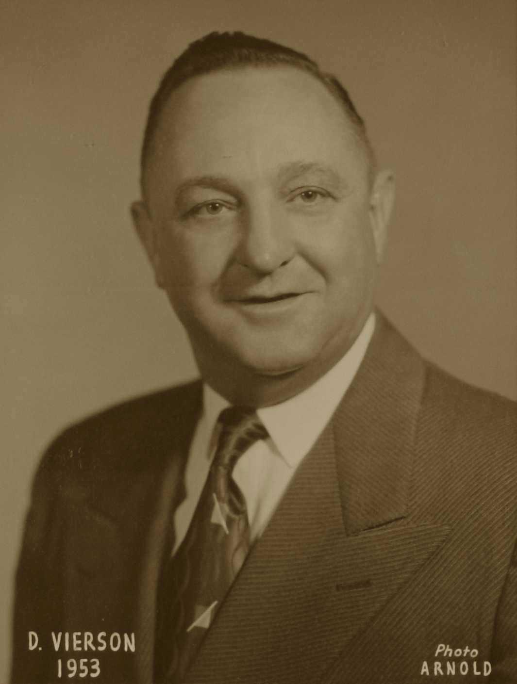 D. Vierson, 1953