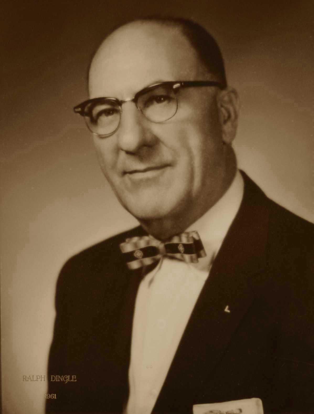 Ralph Dingle, 1961