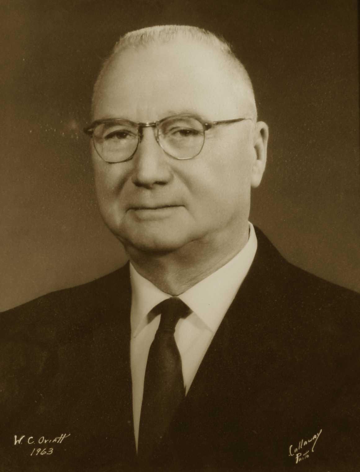 W. C. Oviatt, 1963