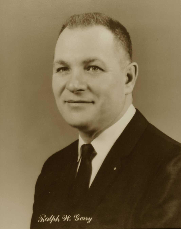 Ralph W. Gerry, 1965