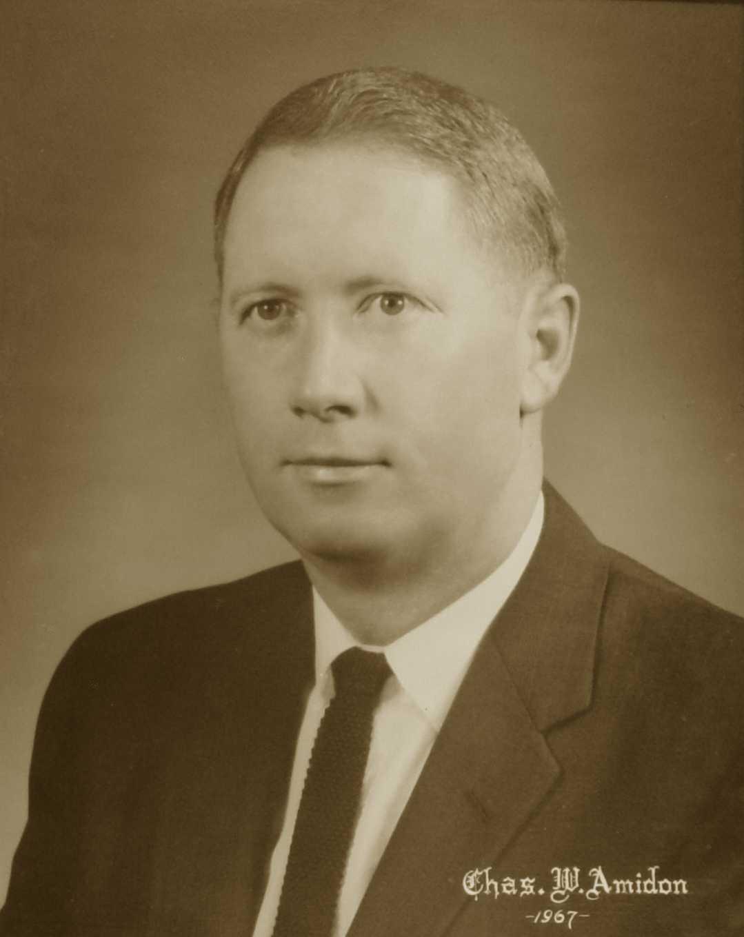 Charles W. Amidon, 1967