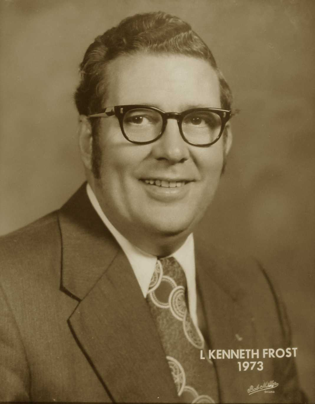L. Kenneth Frost, 1973