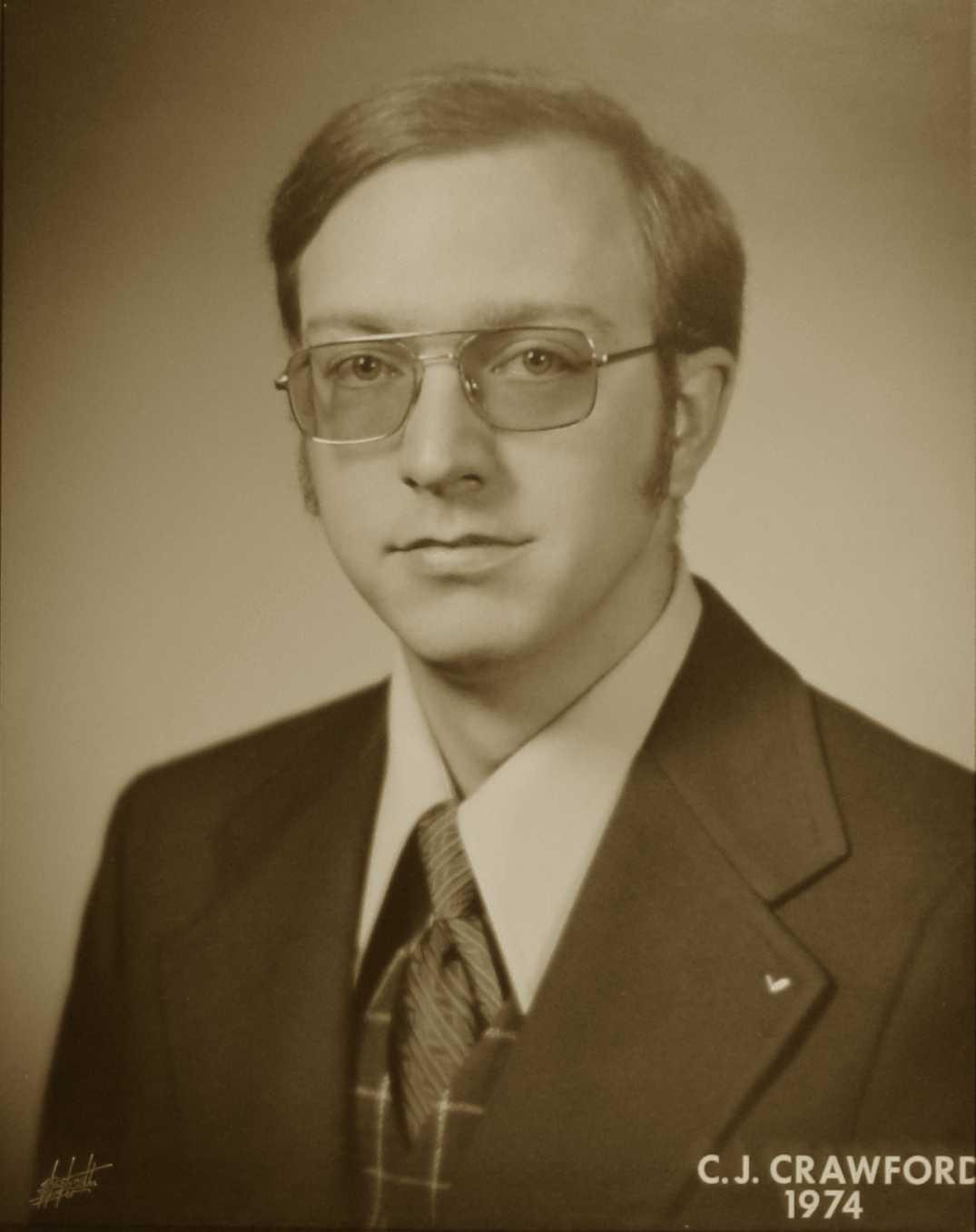 C. J. Crawford, 1974