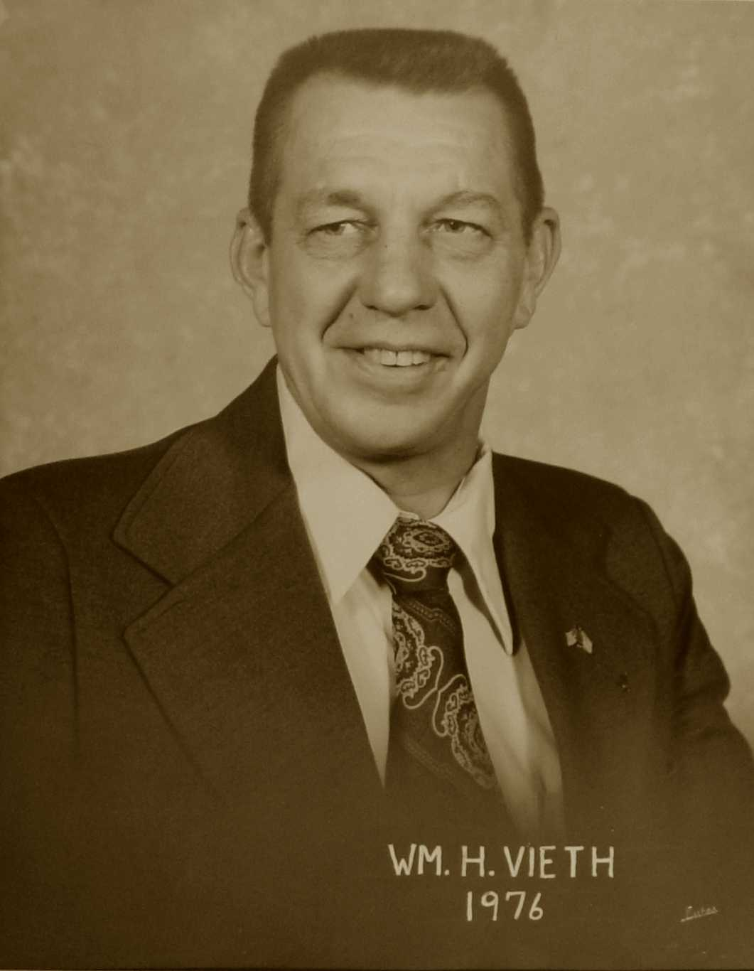 William H. Vieth, 1976