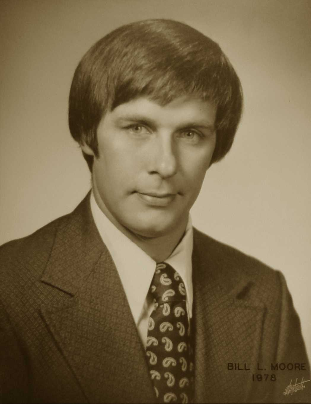 Bill L. Moore, 1978
