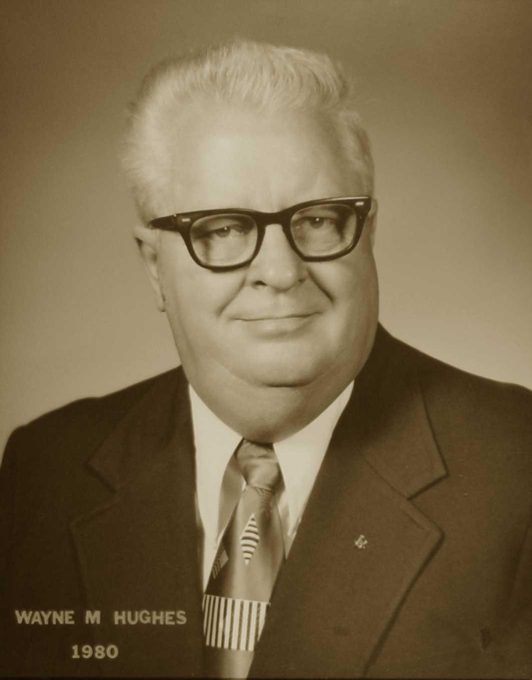 Wayne M. Hughes, 1980