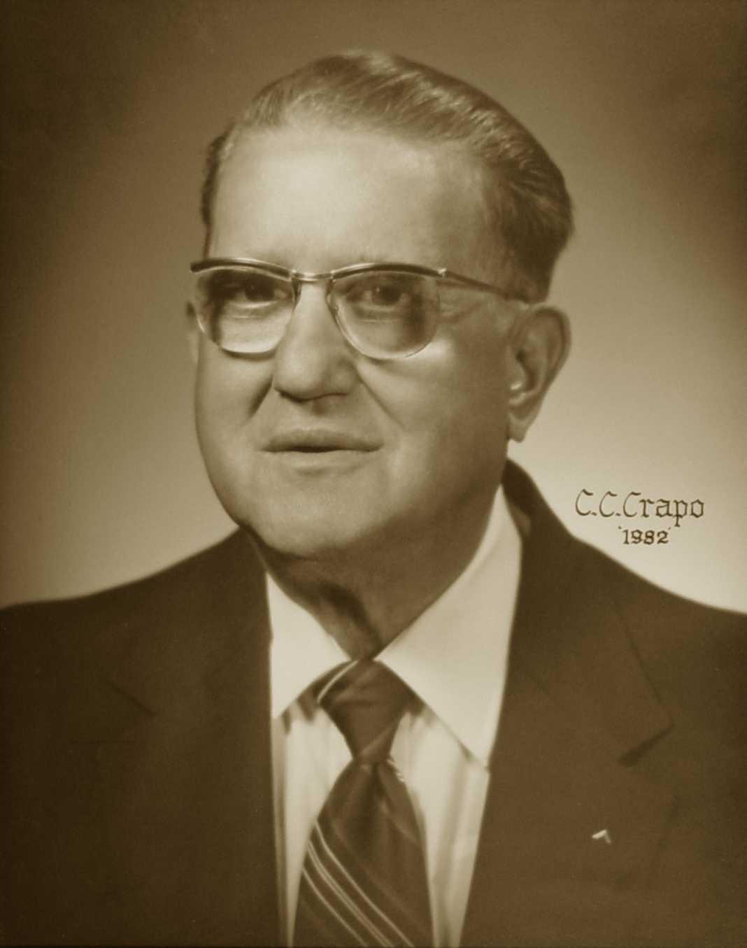C. C. Crapo, 1982