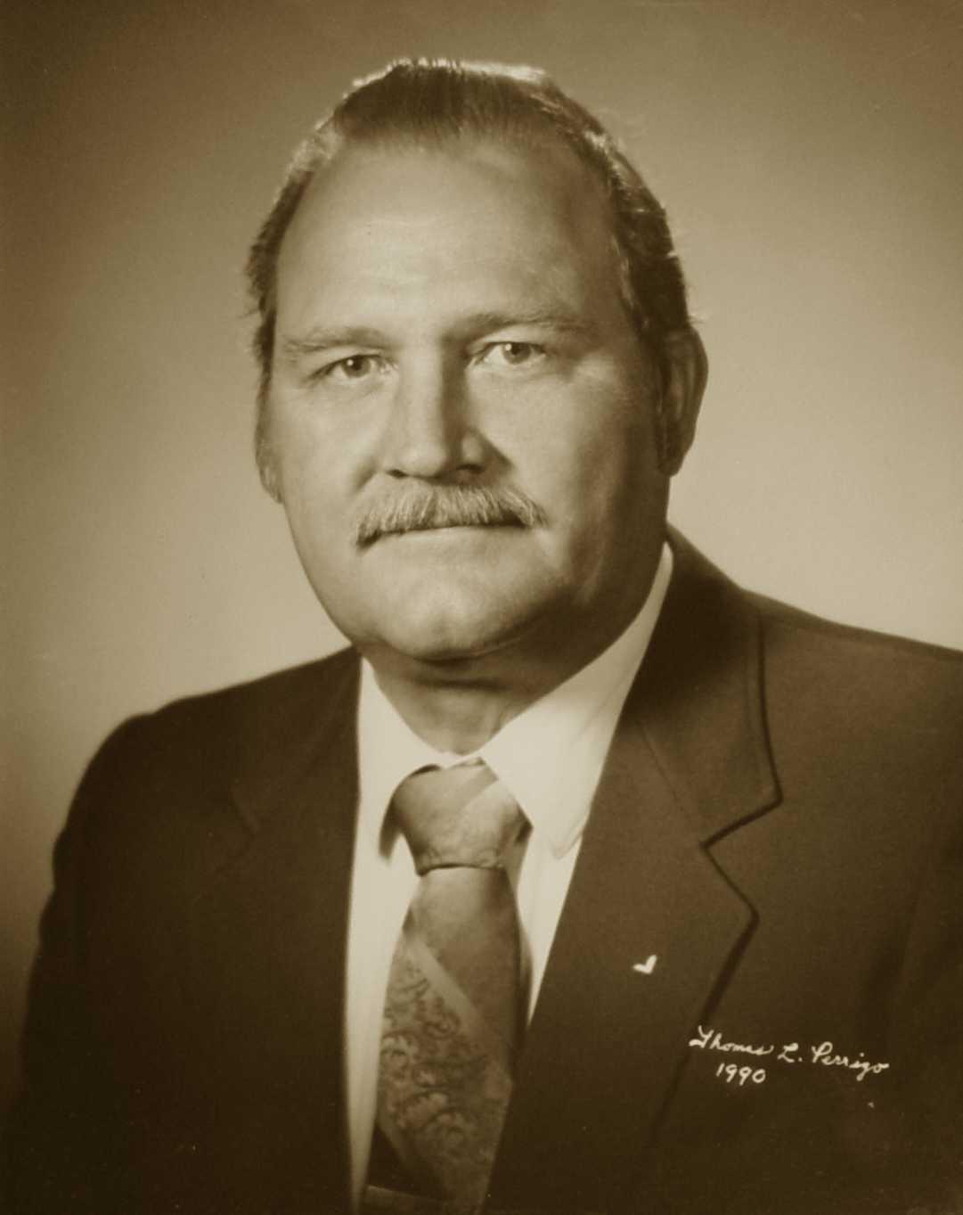 Thomas L. Perrigo, 1990