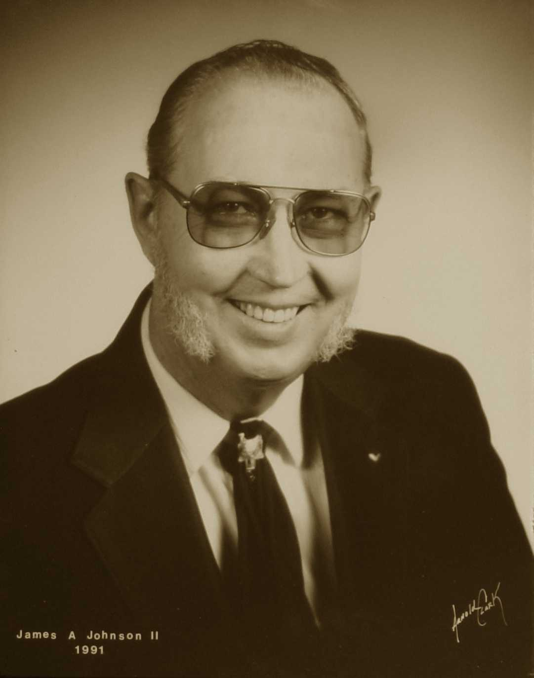 James A. Johnson II, 1991