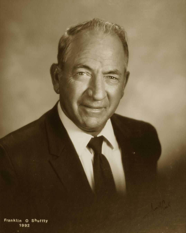 Franklin O. Shuffty, 1992