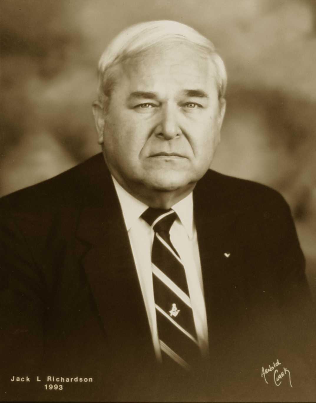 Jack L. Richardson, 1993