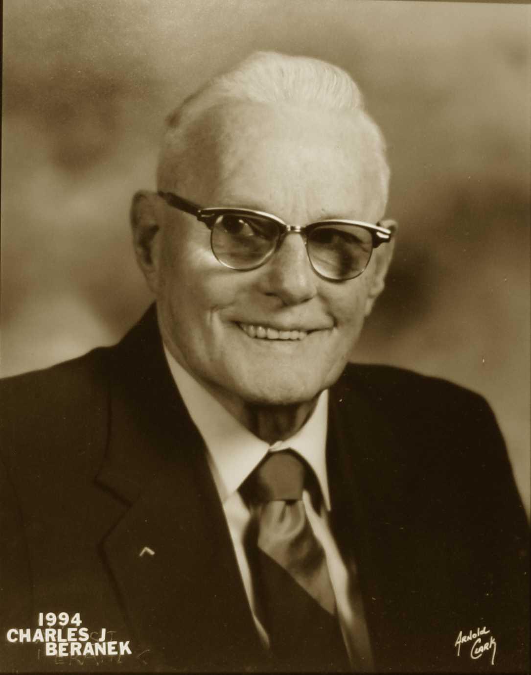 Charles J. Beranek, 1994
