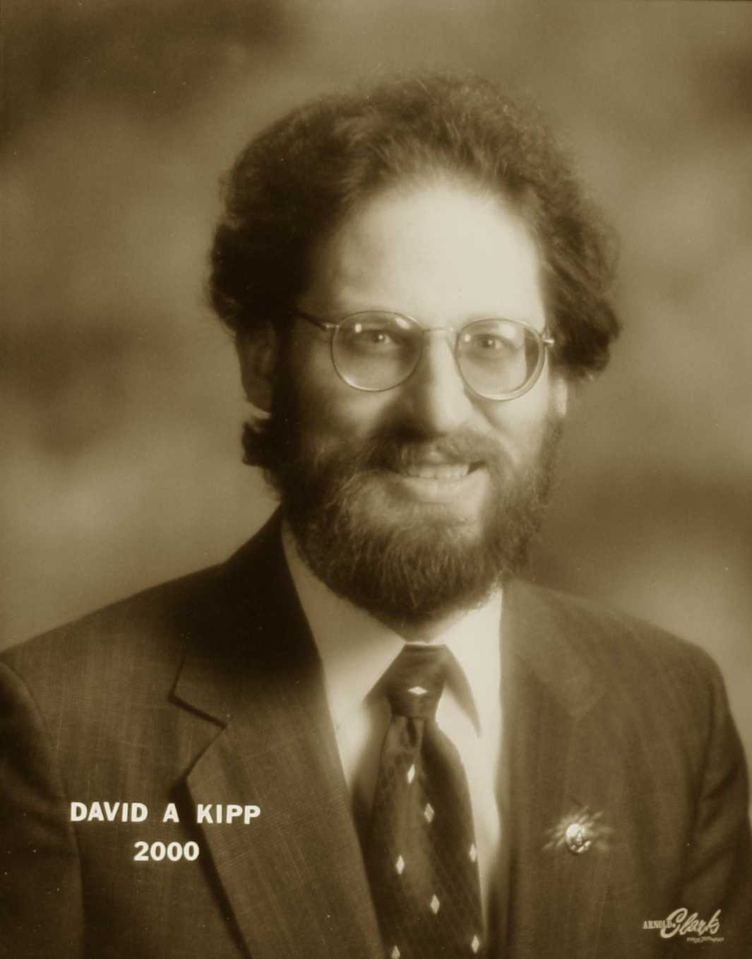 David A. Kipp, 2000