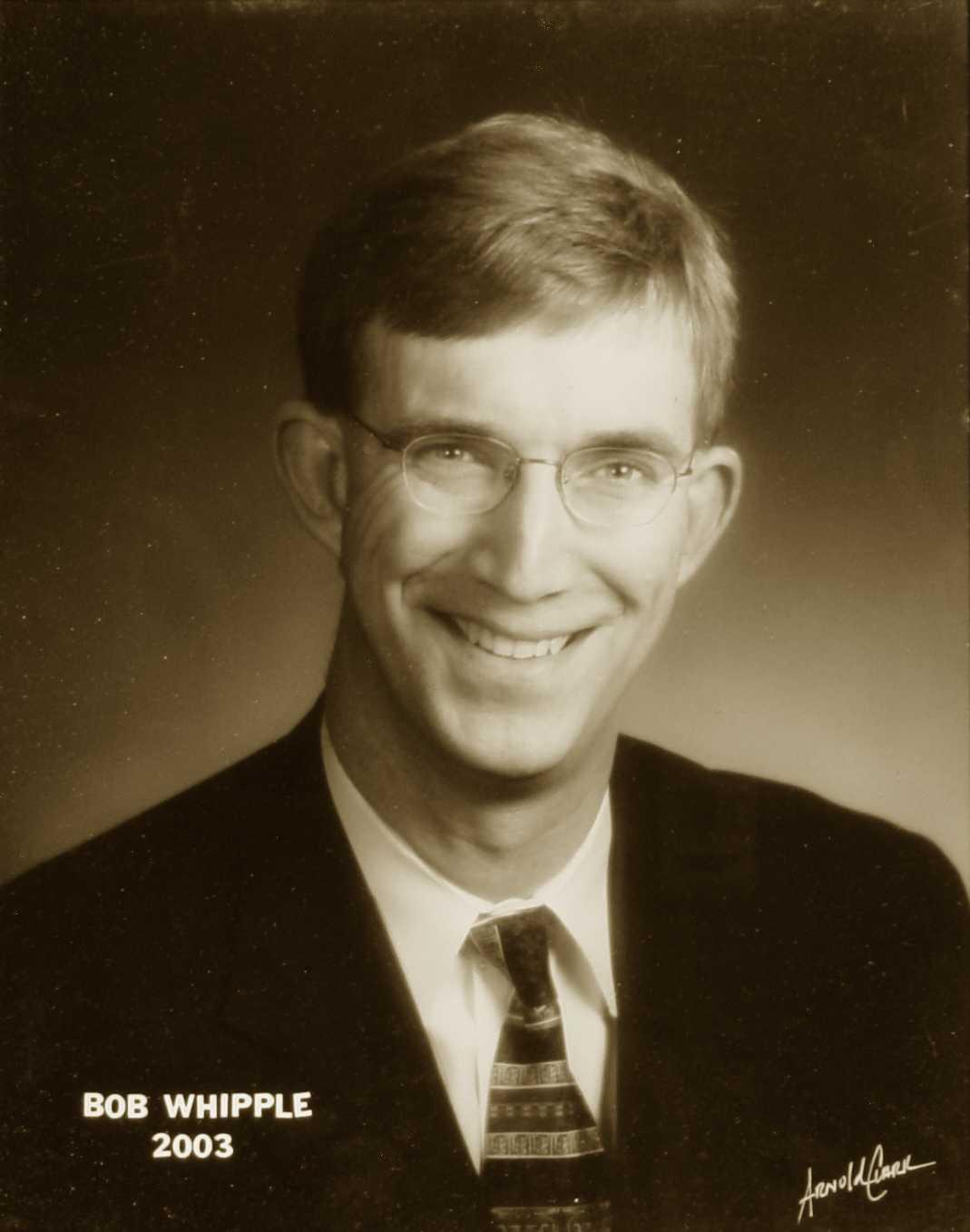 Robert D. Whipple, Jr., 2003