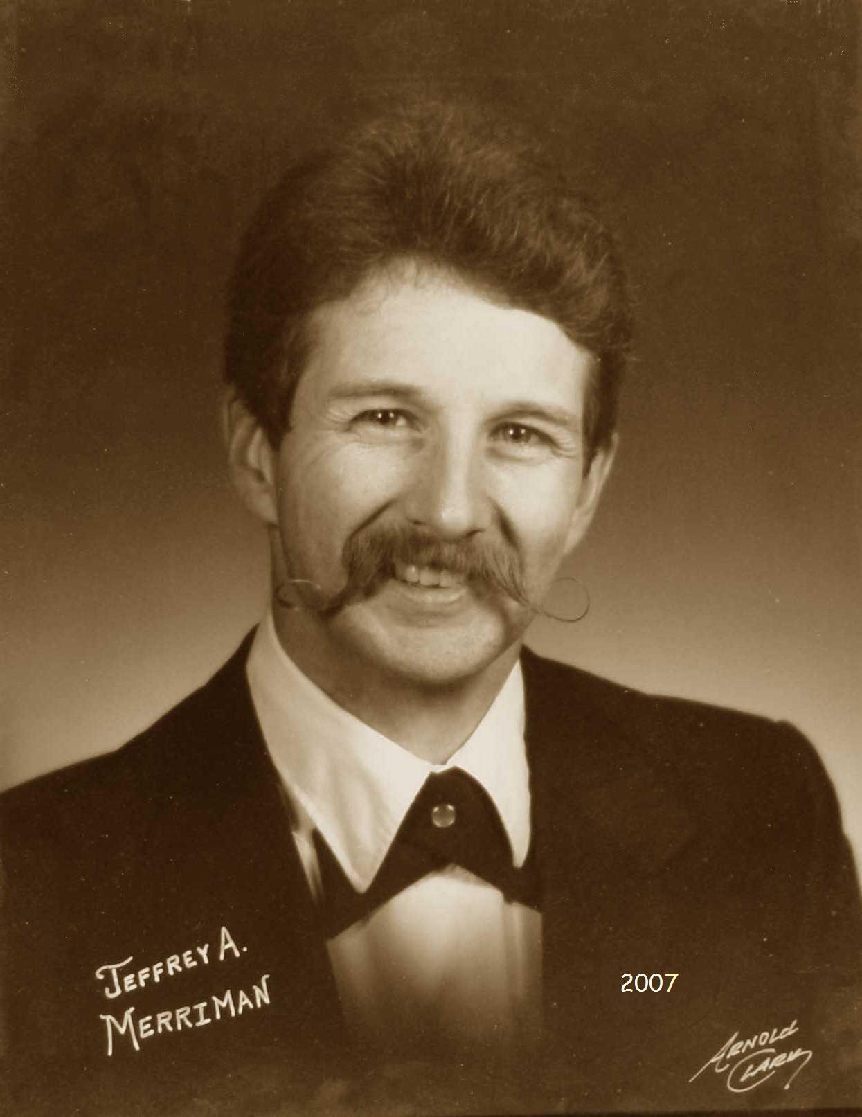 Jeffrey A. Merriman, 2006-2007