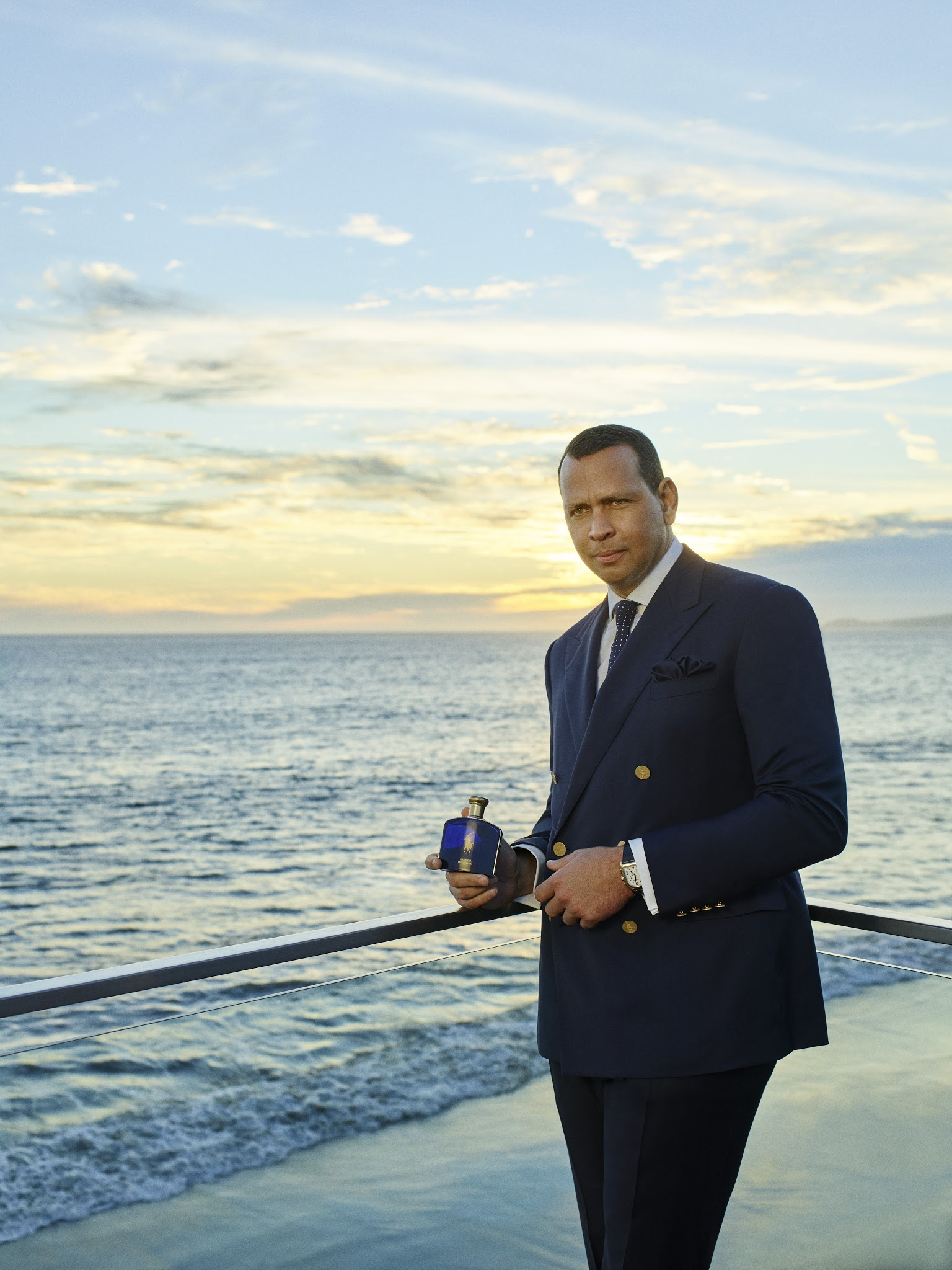 """I've always admired the Ralph Lauren brand. Since I was young, I've seen it as timeless and aspirational – and the fragrances have been nothing short. That's part of the reason this collaboration is so special to me."" - -Alex Rodriguez"