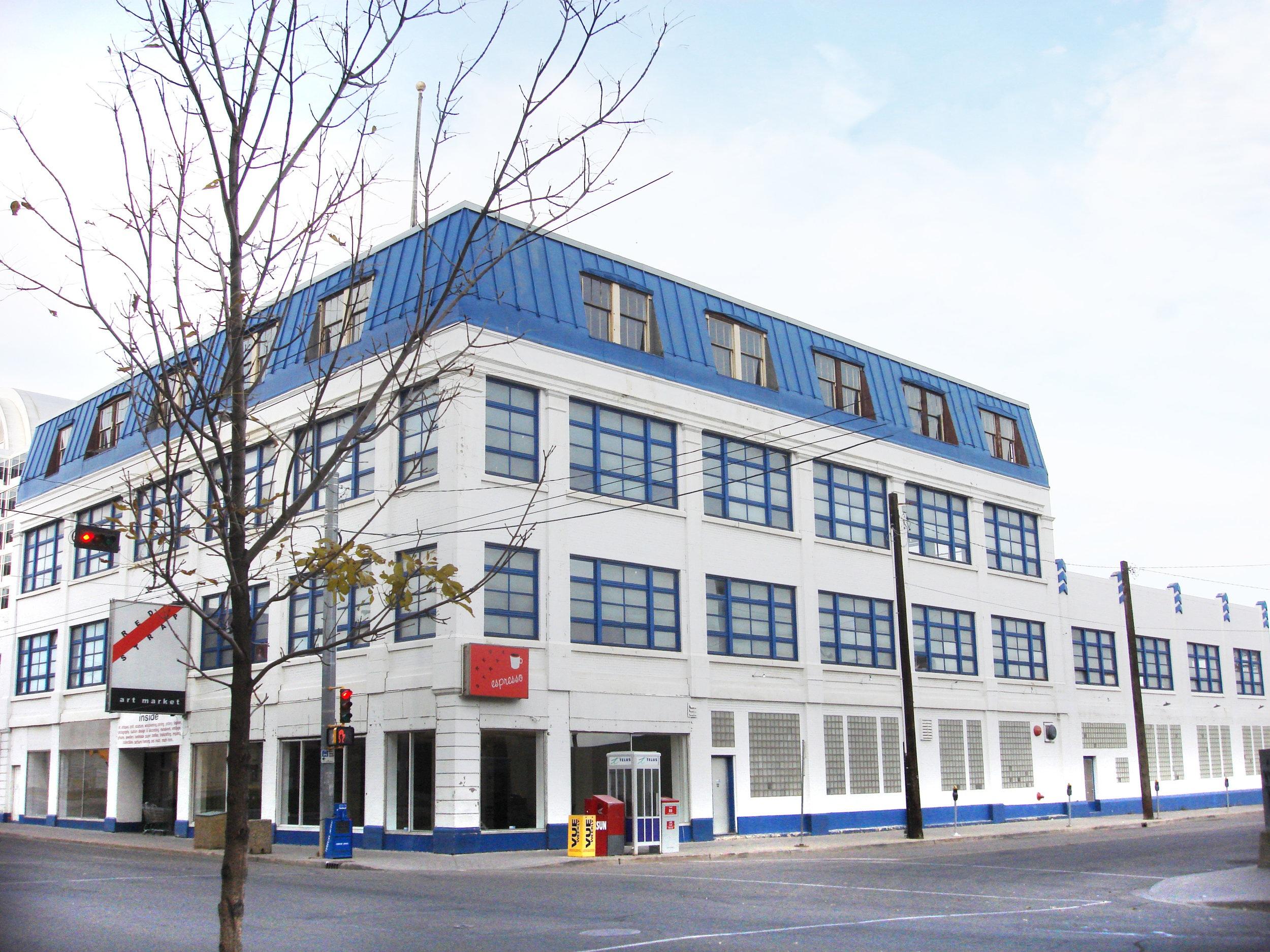 GWG Building -