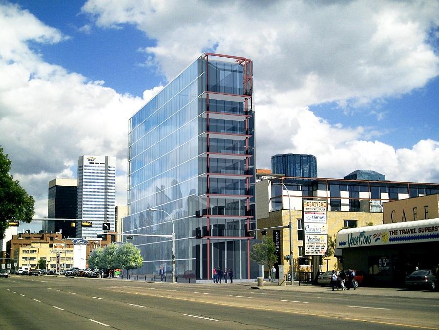 Edge Building -