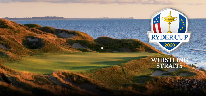 Prize - 2 tickets to the Ryder Cup September 25th-27th (flights & hotel NOT INCLUDED)