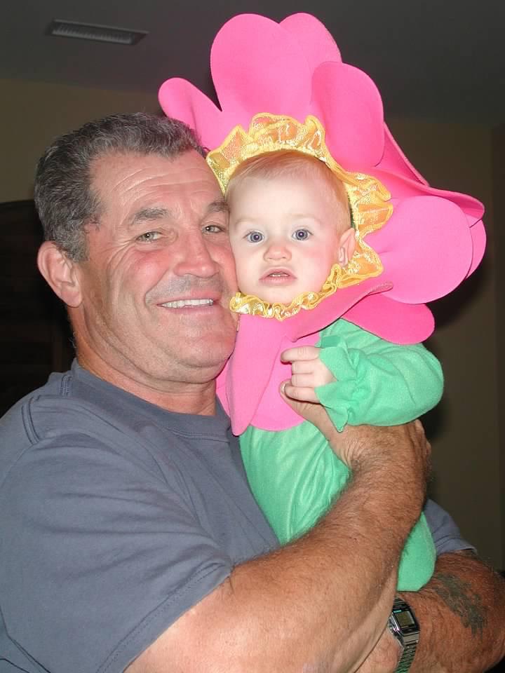 Me and my Papa.