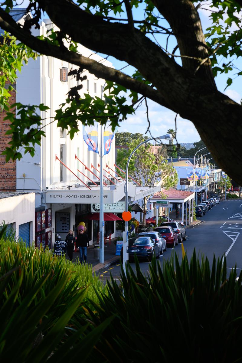 Movie Theatre Architecture Photographer Auckland
