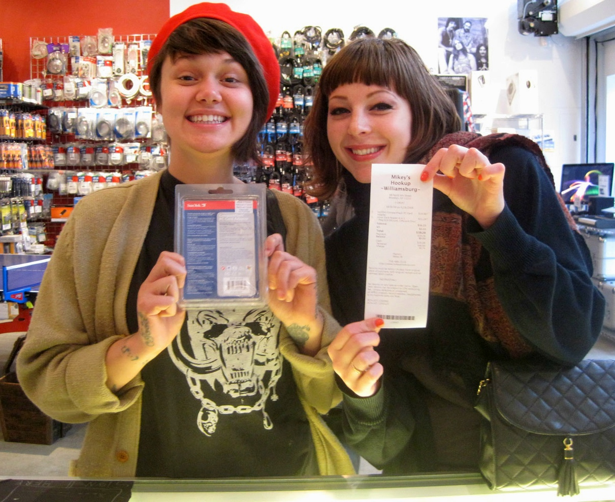 A Happy customer makes for a Happy customer - or two…