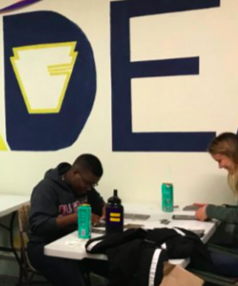 PACD in Action - Whether we're meeting with elected officials, on the campaign trail, or excelling in academics, our members advocate and excel in their campus communities. We hope their work inspires you to speak truth to power and strive towards your goals.