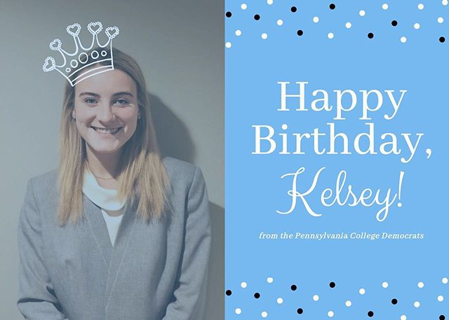 Join us in wishing a happy birthday to our fearless leader and President Kelsey Denny! Thank you for all that you do for PACD. 🎊✨