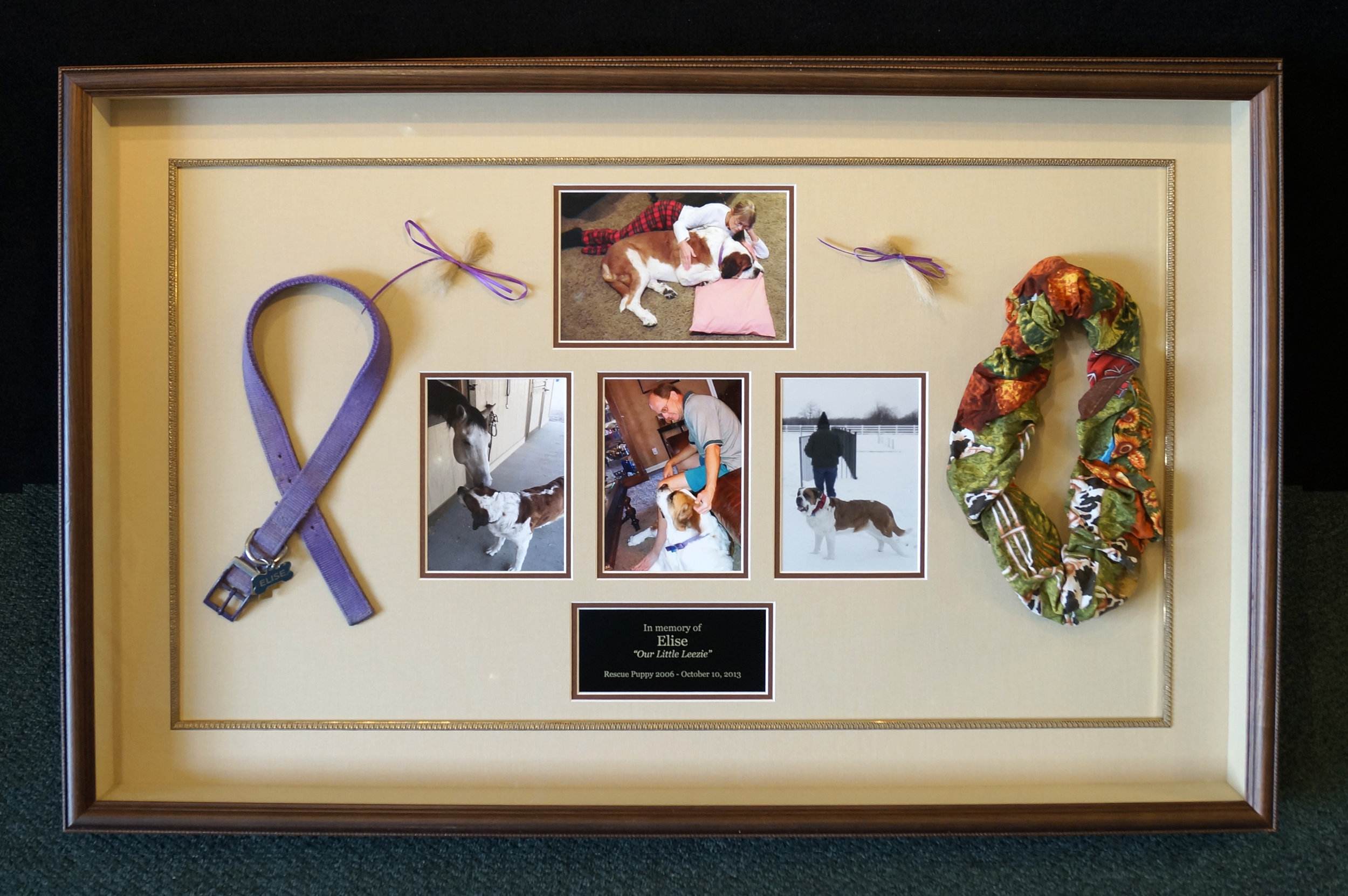 PET MEMORIAL SHADOWBOXES
