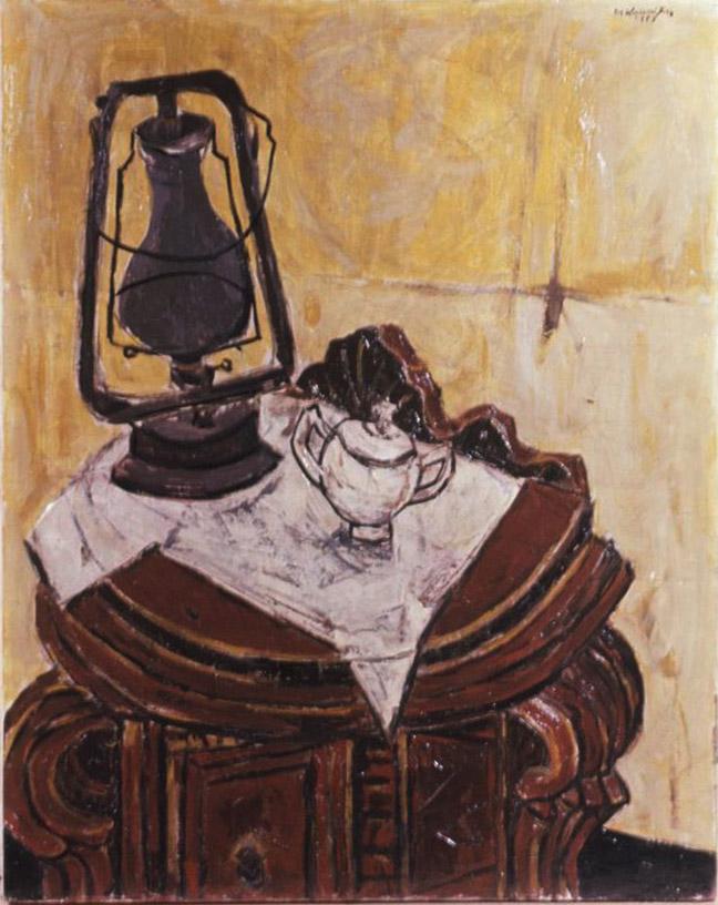 Still Life , 1954