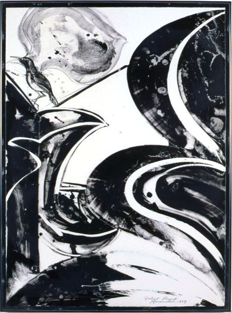 So Long , 1969 lithograph 30 x 22 inches; 76.2 x 55.9 centimeters