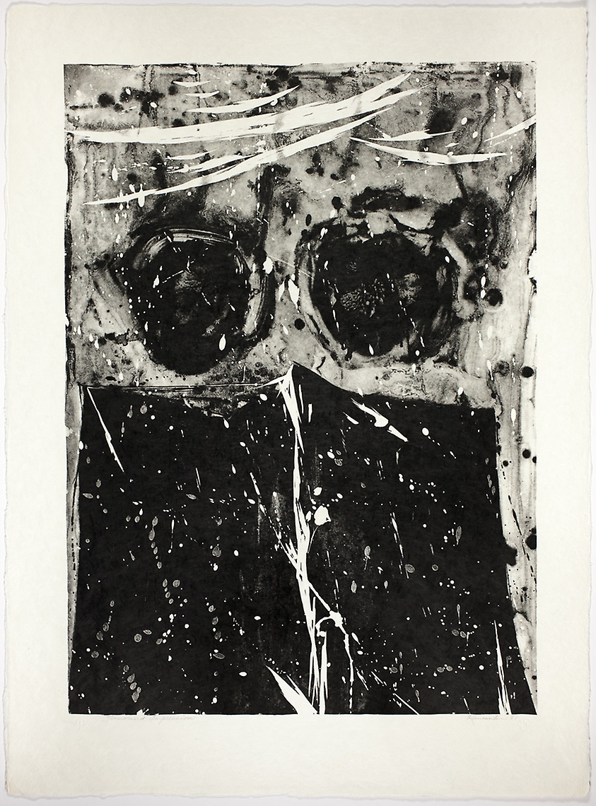 Winter , 1961 lithograph 30 x 22 inches, 76.8 x 56.5 centimeters  Art Institute of Chicago