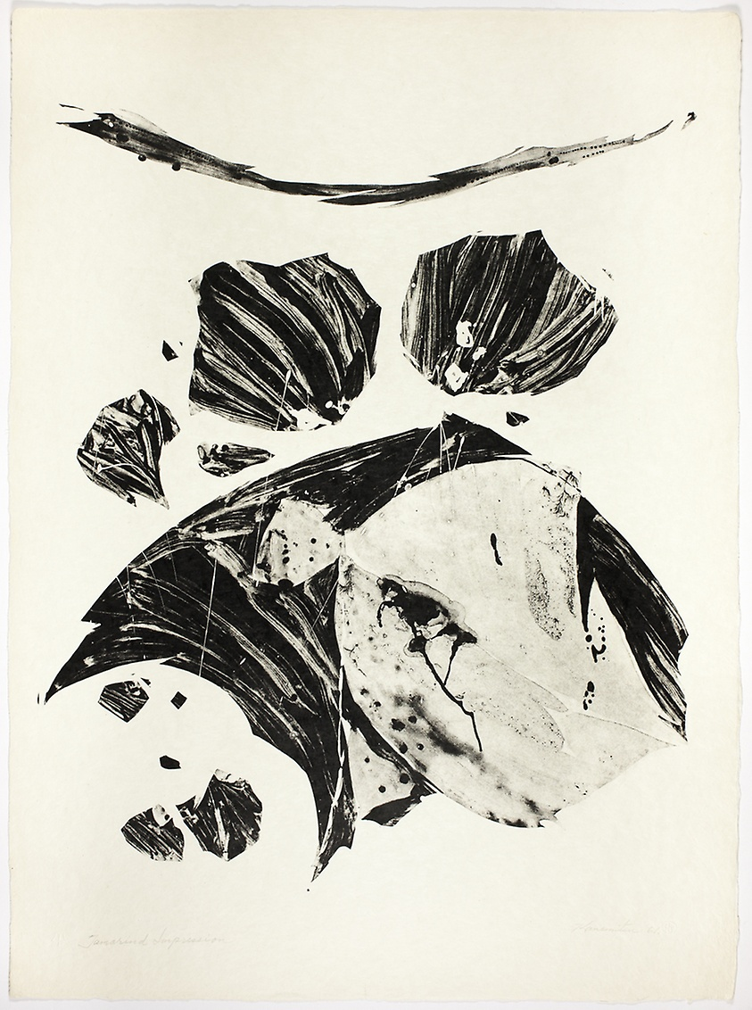 Sunday , 1961 Lithograph 30 x 22 inches; 76.9 x 56.5 centimeters  Art Institute of Chicago