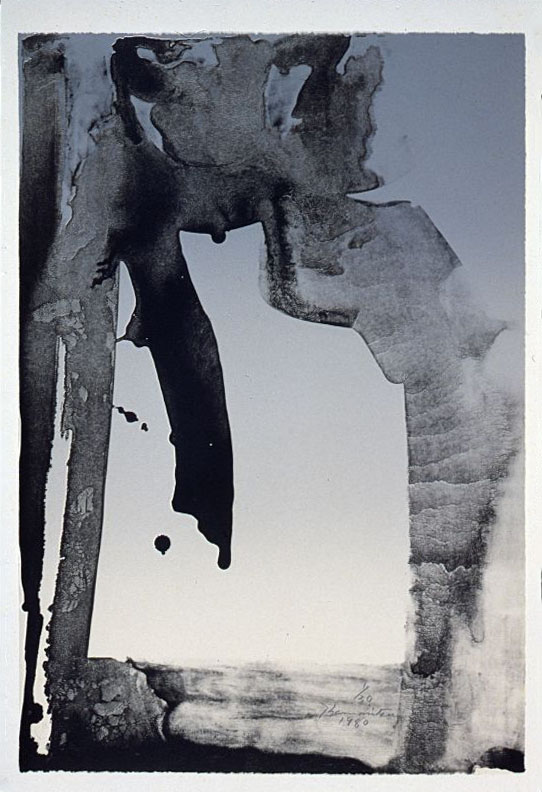 Untitled , 1980 lithograph