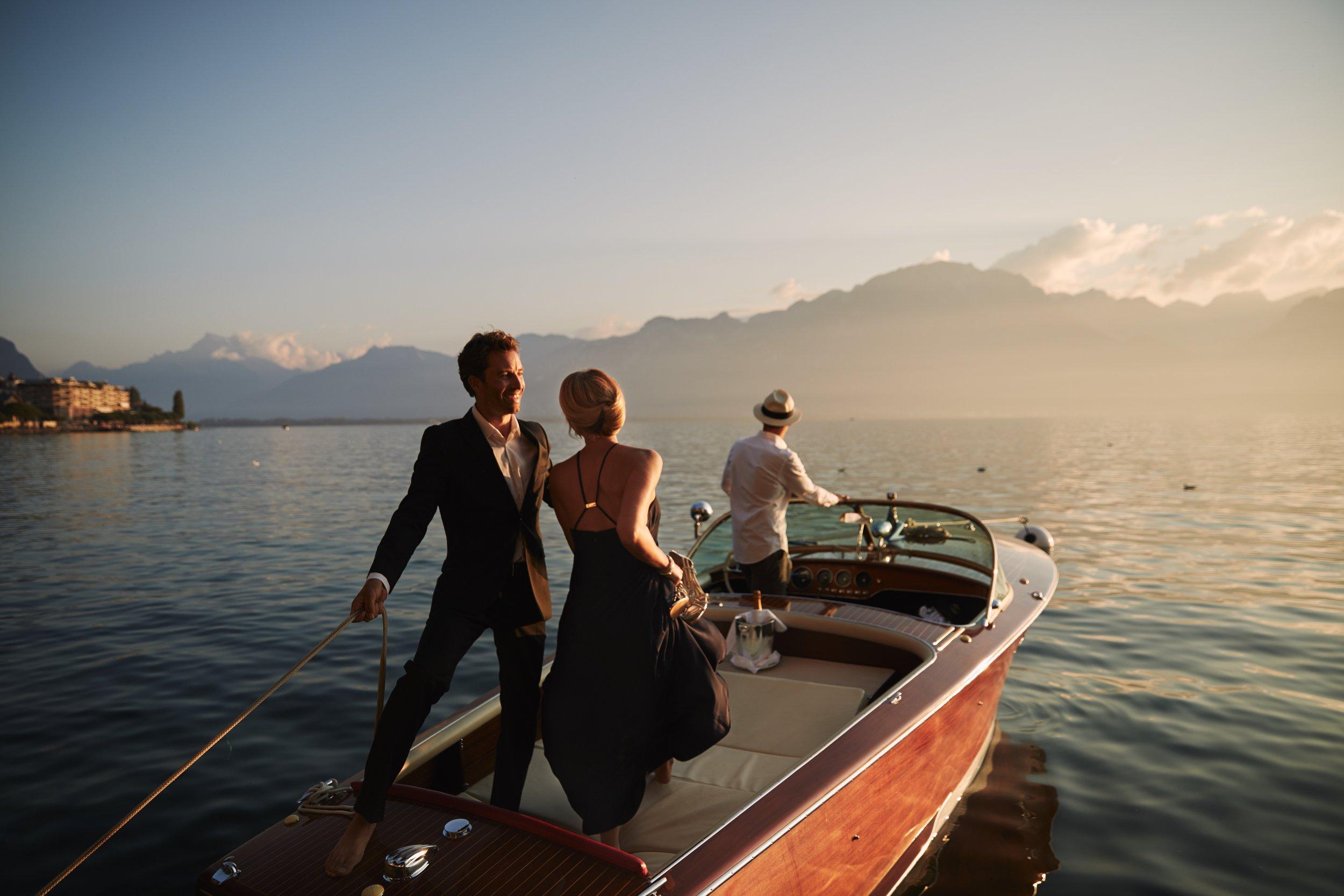 Le Montreux Palace -