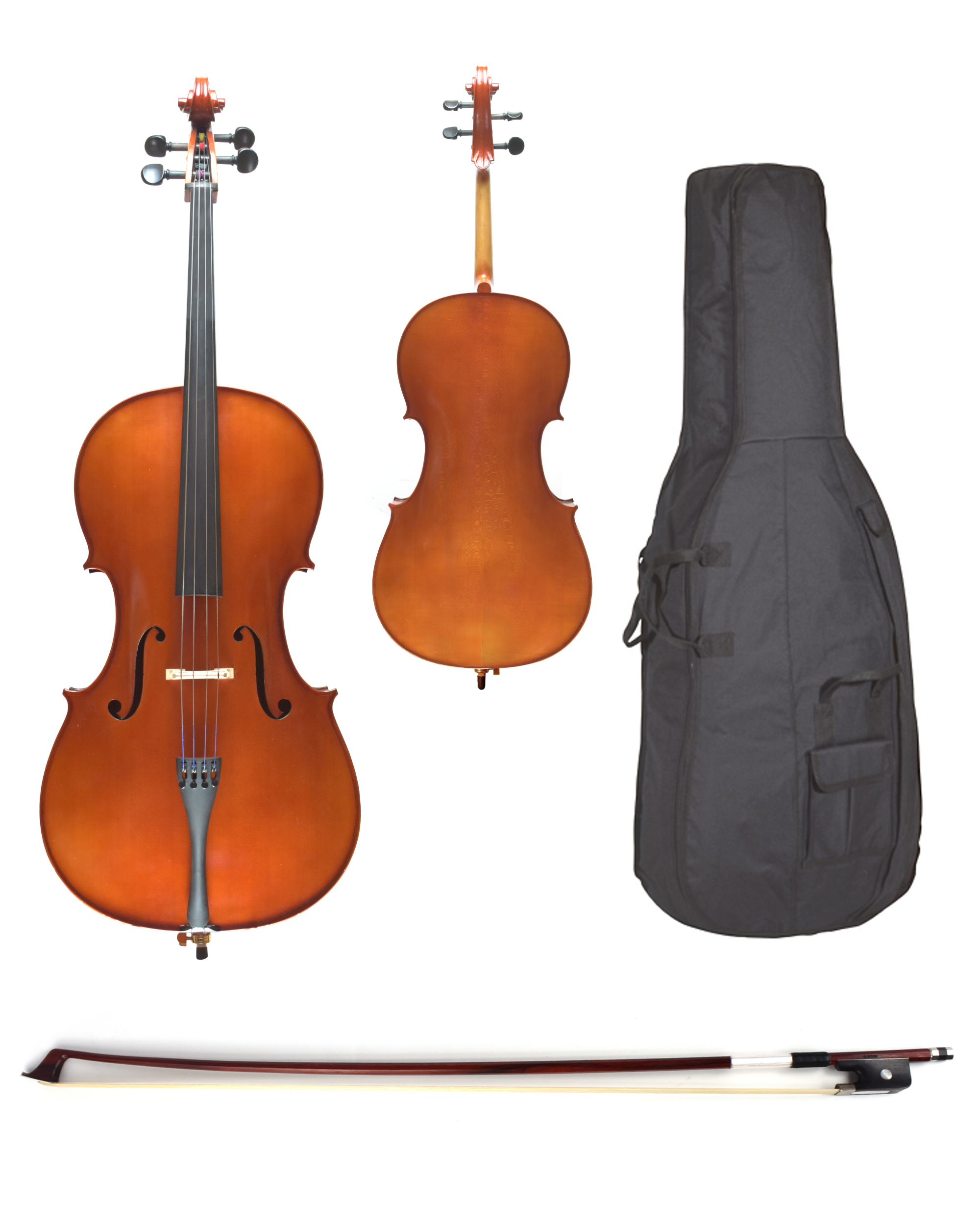 basic cello package