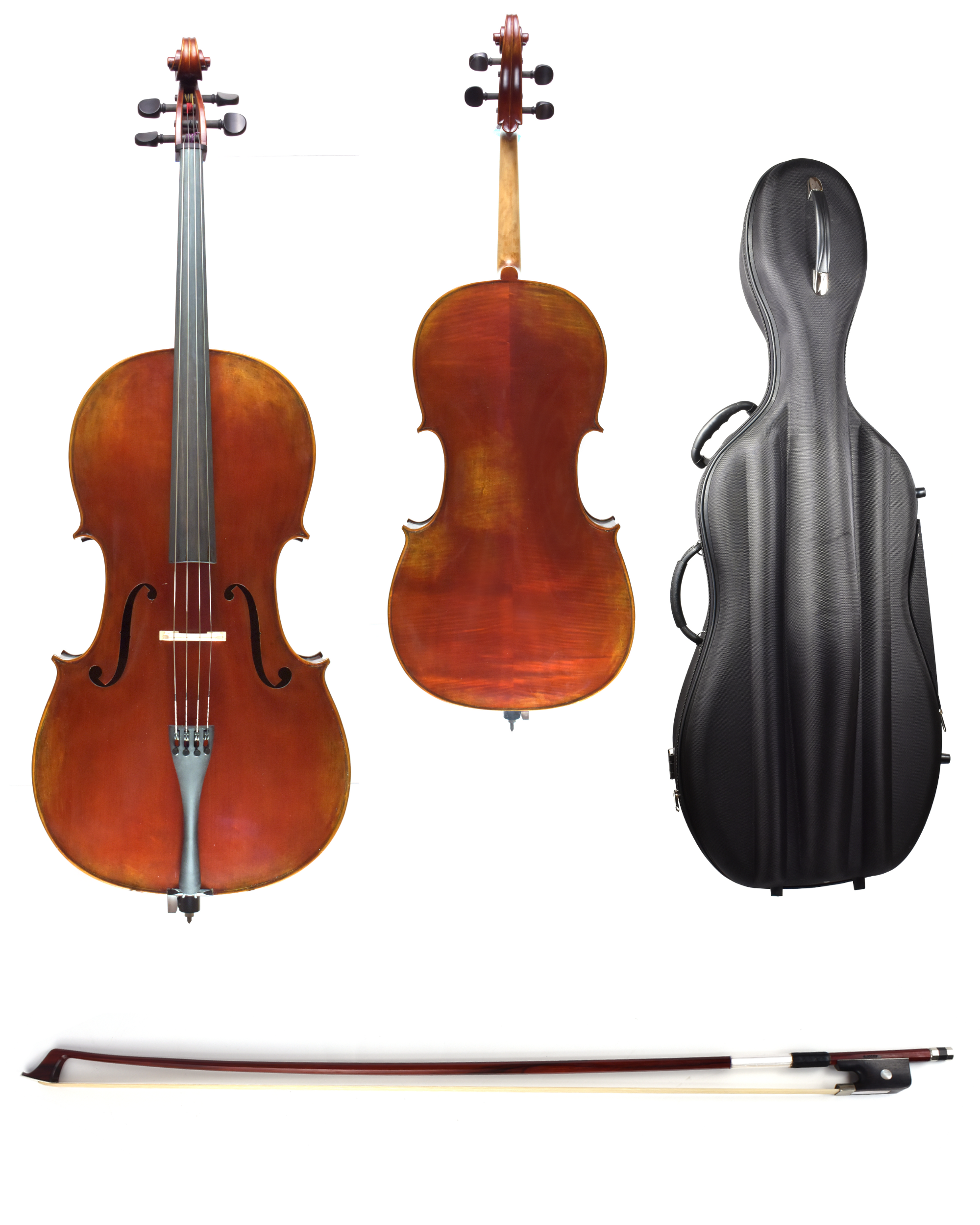 advanced cello outfit