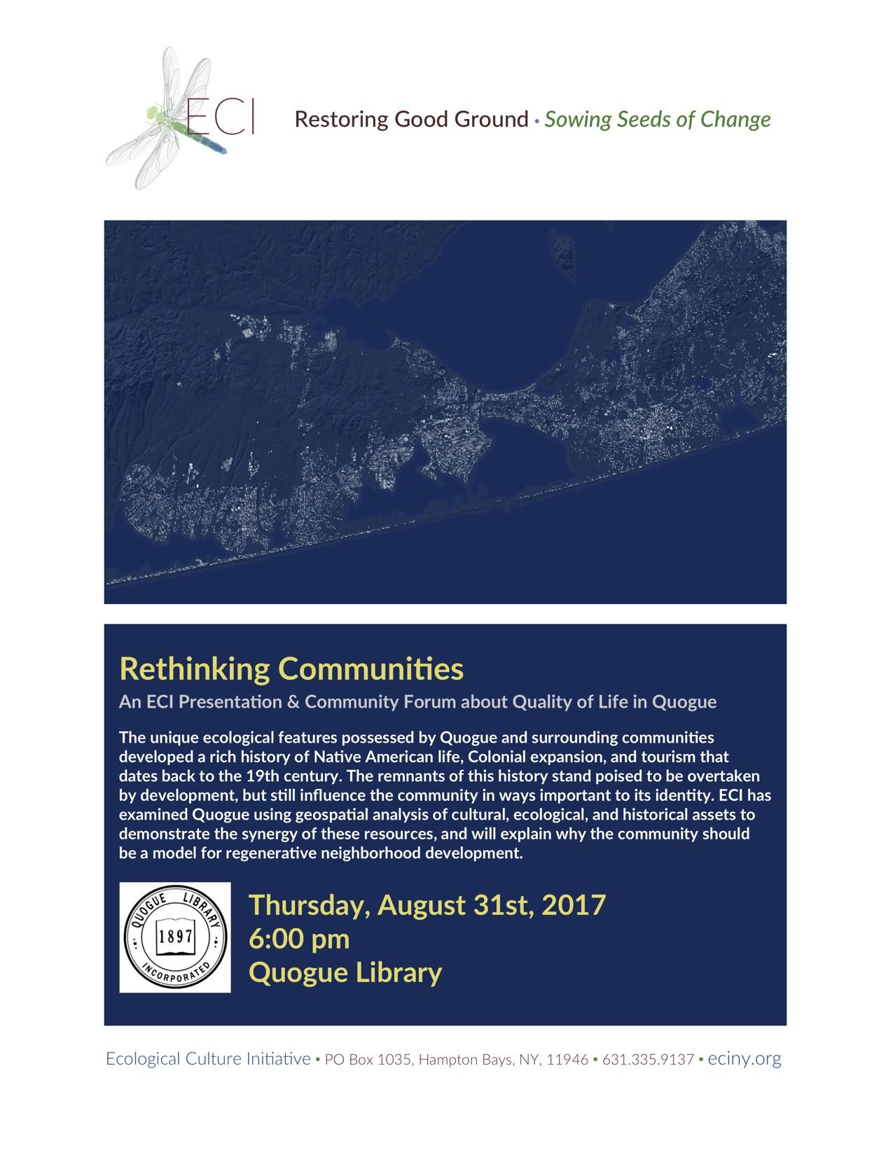 Rethinking Communities - Aug 31st, 2017 - 8.5x11 flyer.jpg