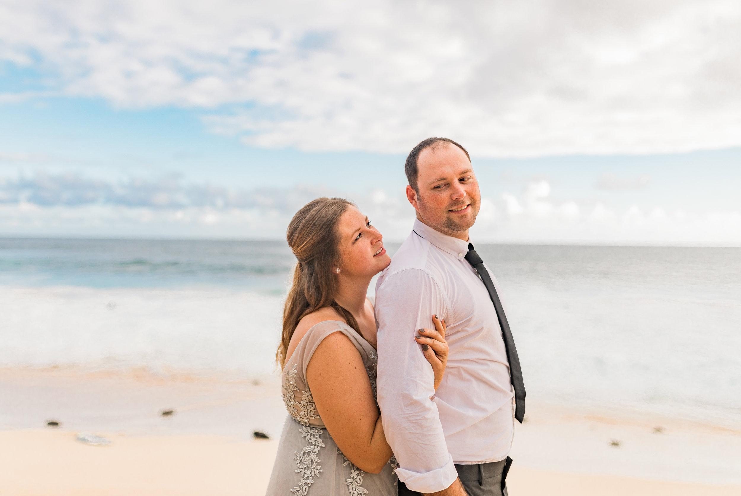 My self and my husband as captured in Kauai Hawaii by the wonderful @Vanessahicks