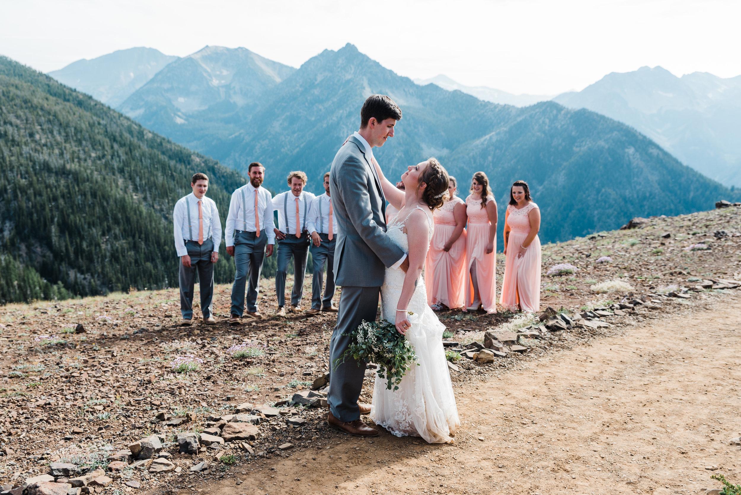 Wallowa Lake Oregon -  Wedding - Jessica + John -  (1164).jpg